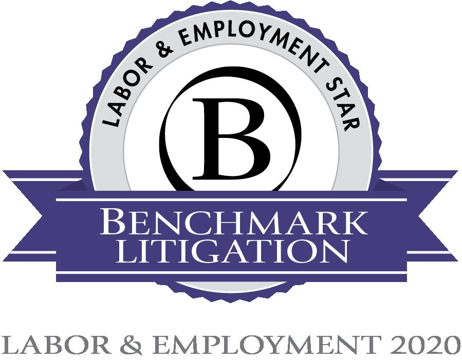 Three Christian & Small Partners Named Benchmark Litigation 2020 Labor & Employment Litigation Stars