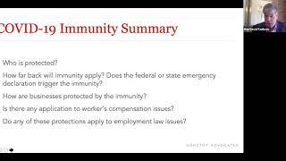 Nonstop Advocates Episode 4: Alabama's Immunity Bill